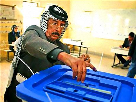 Irak'ta tarihi seçimler yapıldı! galerisi resim 2