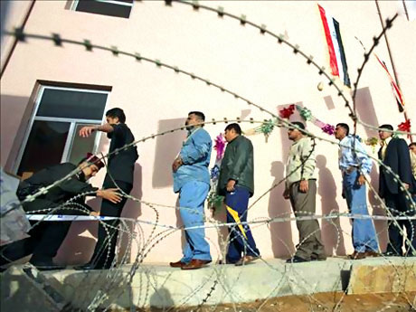 Irak'ta tarihi seçimler yapıldı! galerisi resim 3