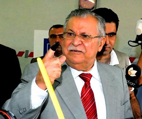 Irak'ta tarihi seçimler yapıldı! galerisi resim 7