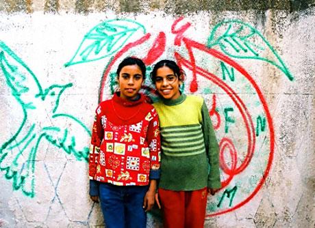 Gazze duvarları rengarenk! galerisi resim 11