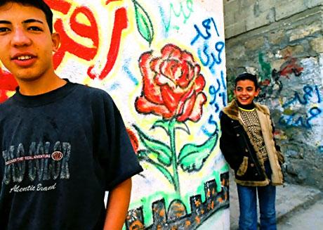 Gazze duvarları rengarenk! galerisi resim 12