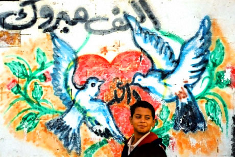 Gazze duvarları rengarenk! galerisi resim 20