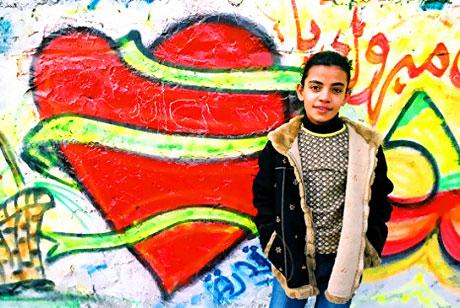 Gazze duvarları rengarenk! galerisi resim 3