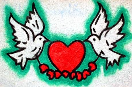 Gazze duvarları rengarenk! galerisi resim 4