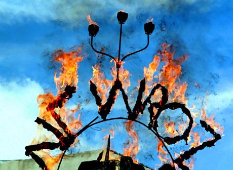 Yüksekova'da görkemli Newroz galerisi resim 1