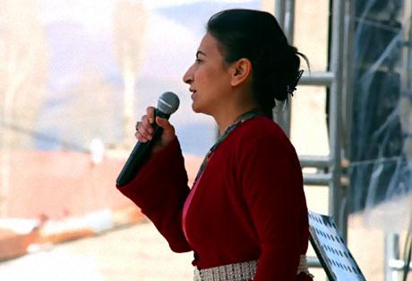 Yüksekova'da görkemli Newroz galerisi resim 8