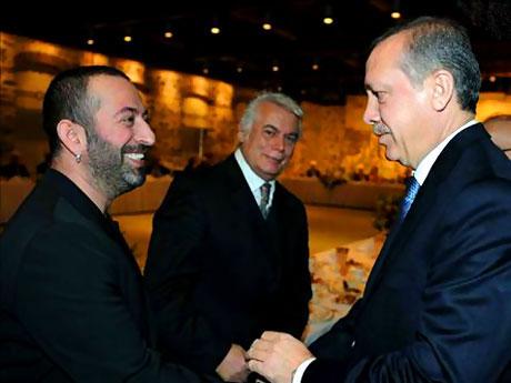 Erdoğan sanatçılarla açılımı konuştu galerisi resim 11