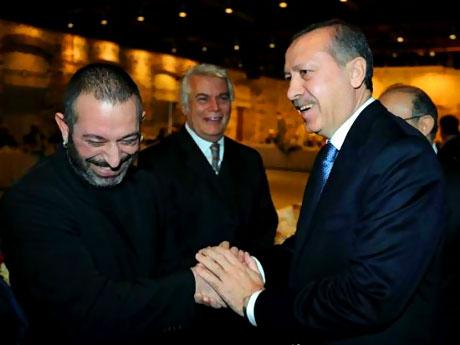 Erdoğan sanatçılarla açılımı konuştu galerisi resim 13