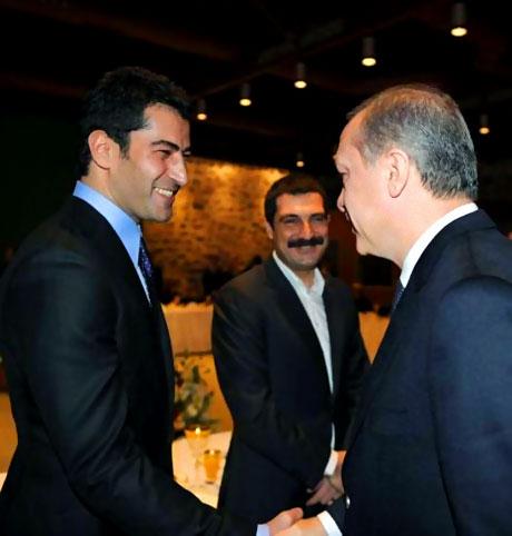 Erdoğan sanatçılarla açılımı konuştu galerisi resim 16
