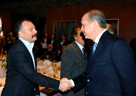 Erdoğan sanatçılarla açılımı konuştu galerisi resim 17