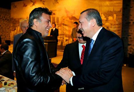 Erdoğan sanatçılarla açılımı konuştu galerisi resim 22