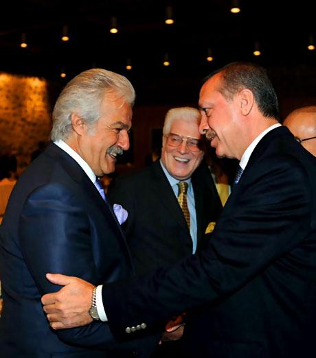 Erdoğan sanatçılarla açılımı konuştu galerisi resim 24