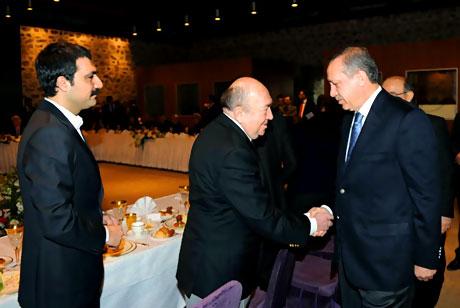 Erdoğan sanatçılarla açılımı konuştu galerisi resim 26