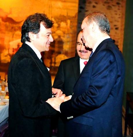 Erdoğan sanatçılarla açılımı konuştu galerisi resim 27