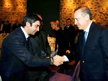 Erdoğan sanatçılarla açılımı konuştu galerisi resim 3