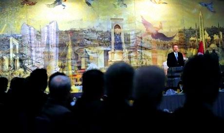 Erdoğan sanatçılarla açılımı konuştu galerisi resim 33