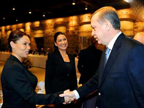 Erdoğan sanatçılarla açılımı konuştu galerisi resim 4