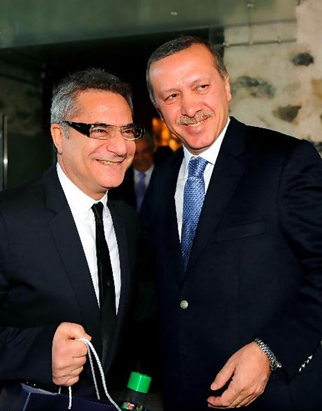 Erdoğan sanatçılarla açılımı konuştu galerisi resim 42