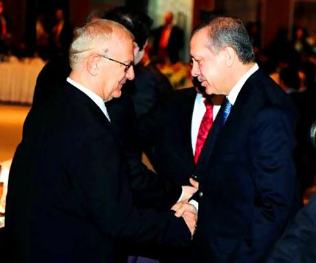 Erdoğan sanatçılarla açılımı konuştu galerisi resim 49