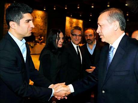 Erdoğan sanatçılarla açılımı konuştu galerisi resim 5