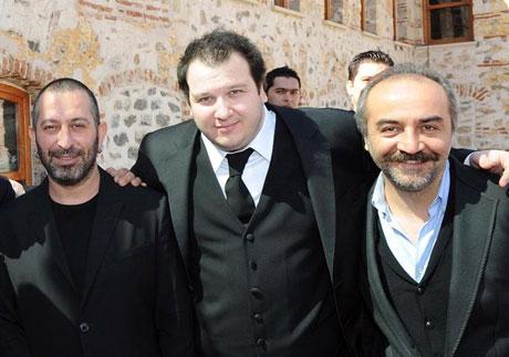 Erdoğan sanatçılarla açılımı konuştu galerisi resim 51