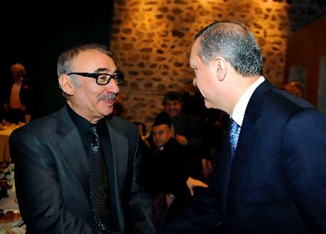 Erdoğan sanatçılarla açılımı konuştu galerisi resim 8