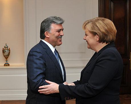 Angela Merkel'in Türkiye ziyareti galerisi resim 17