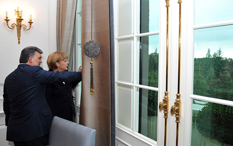 Angela Merkel'in Türkiye ziyareti galerisi resim 19