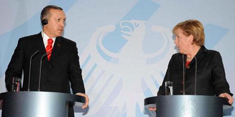 Angela Merkel'in Türkiye ziyareti galerisi resim 27