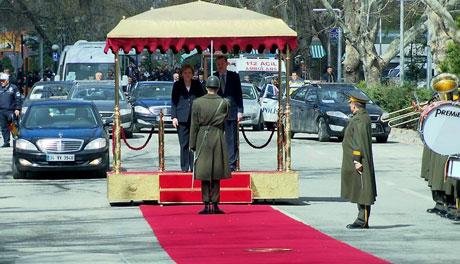 Angela Merkel'in Türkiye ziyareti galerisi resim 7