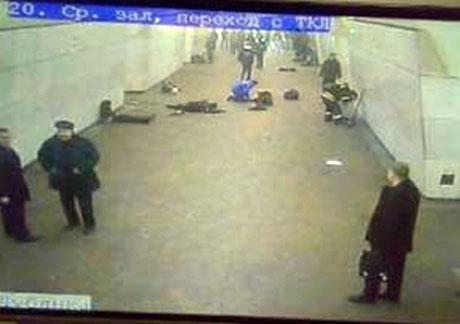 Moskova metrosu cehennemi yaşadı galerisi resim 16