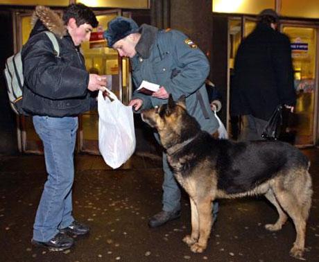 Moskova metrosu cehennemi yaşadı galerisi resim 17