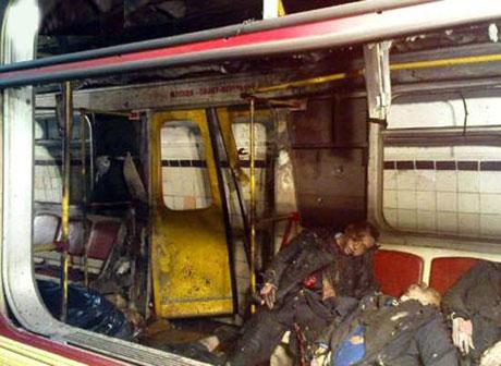 Moskova metrosu cehennemi yaşadı galerisi resim 4