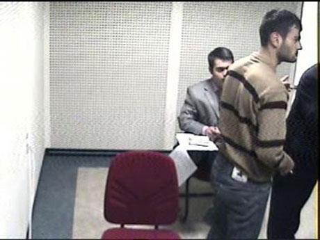 Dink'in katili Samast'a çay servisi galerisi resim 2