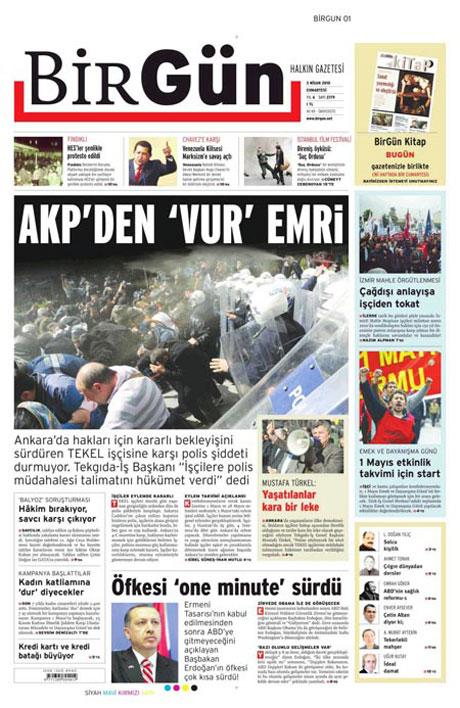 Yeniçağ'dan Erdoğan'ı kızdıran manşet galerisi resim 21