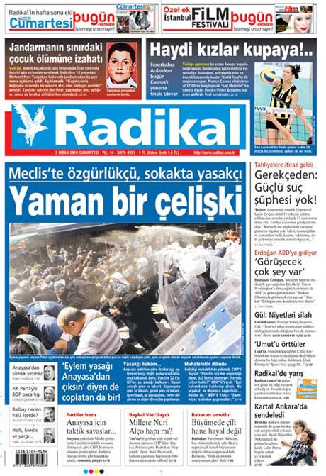 Yeniçağ'dan Erdoğan'ı kızdıran manşet galerisi resim 22