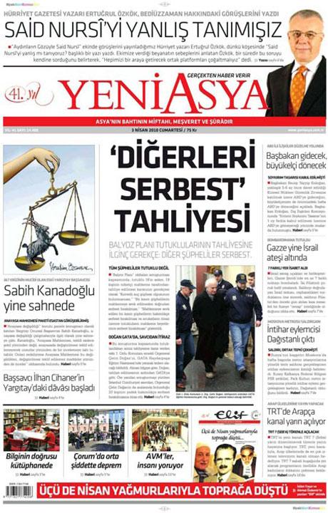 Yeniçağ'dan Erdoğan'ı kızdıran manşet galerisi resim 25