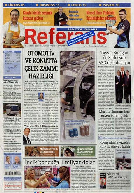 Yeniçağ'dan Erdoğan'ı kızdıran manşet galerisi resim 4