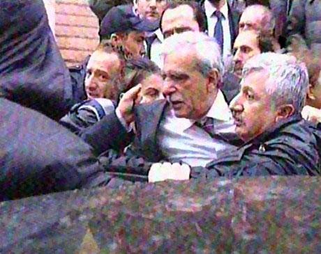 Ahmet Türk'e ırkçı saldırı galerisi resim 11