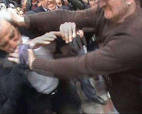 Ahmet Türk'e ırkçı saldırı galerisi resim 17