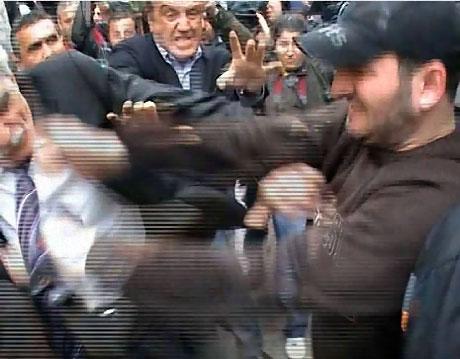 Ahmet Türk'e ırkçı saldırı galerisi resim 18