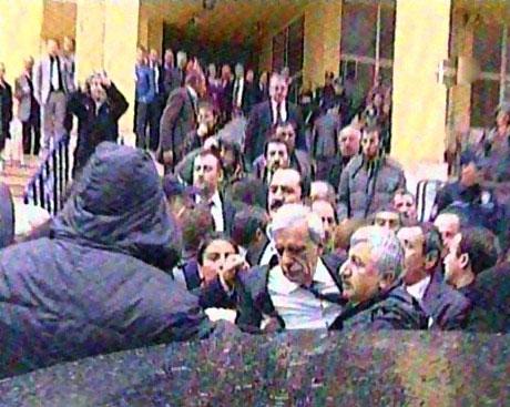 Ahmet Türk'e ırkçı saldırı galerisi resim 9