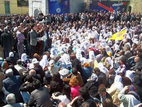 Taksim'de Binler Türk'e Saldırıyı kınadı galerisi resim 14