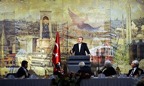 Başbakan yazarlarla açılımı konuştu galerisi resim 2