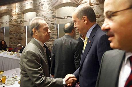 Başbakan yazarlarla açılımı konuştu galerisi resim 29