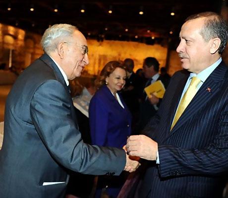 Başbakan yazarlarla açılımı konuştu galerisi resim 5