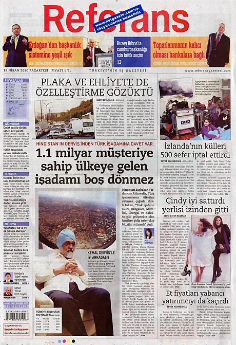 Günün manşetinde o sözler var! galerisi resim 10