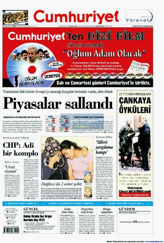 Kaset gazeteleri nasıl ikiye böldü! galerisi resim 10