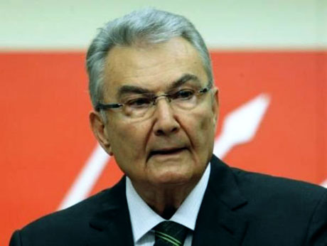 Baykal istifa etti, Partililer ağladı galerisi resim 11