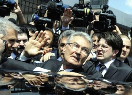 Baykal istifa etti, Partililer ağladı galerisi resim 24